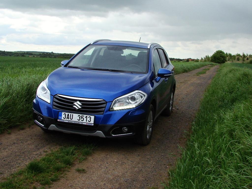 Test: Suzuki SX4 S-Cross 1.6 DDiS - všeuměl