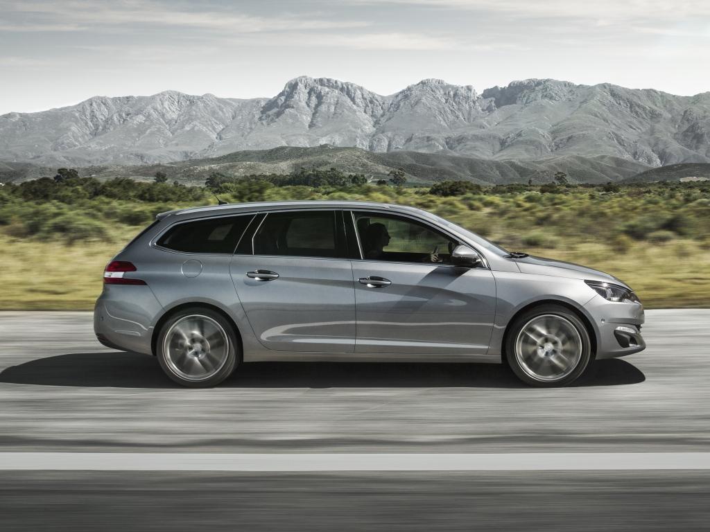 Peugeot 308 SW - podrobné představení a první jízdní dojmy
