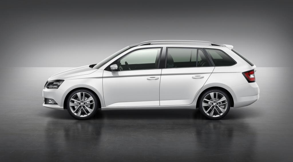 Nová Škoda Fabia Combi - známe české ceny