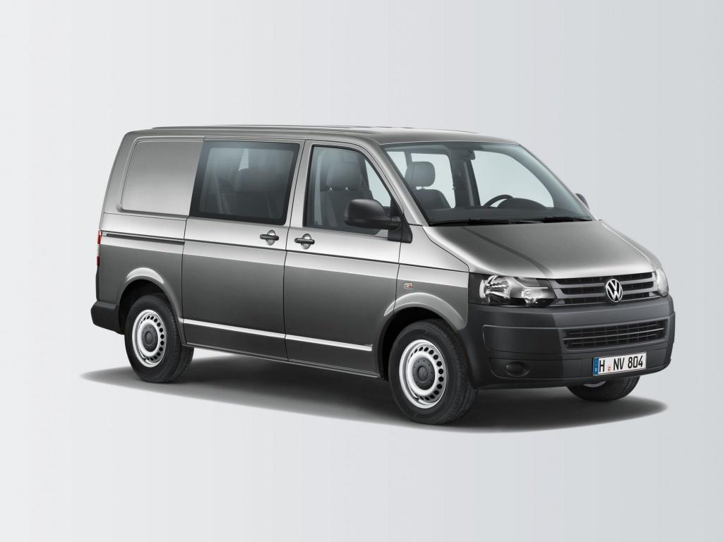 Dva v jednom, to je Volkswagen Transporter Kombi Doka Plus