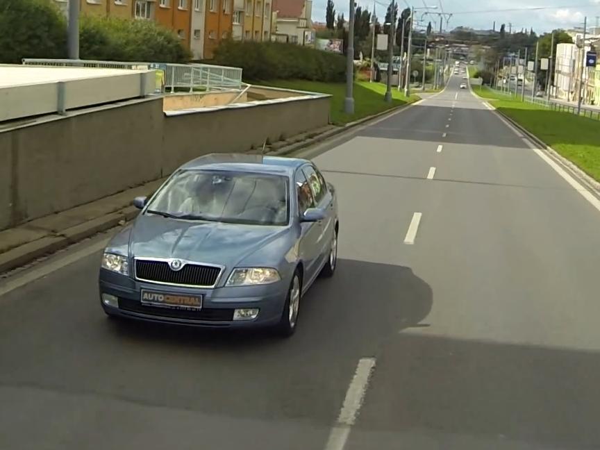 Video: Test Škoda Octavia II. 1.9 TDI