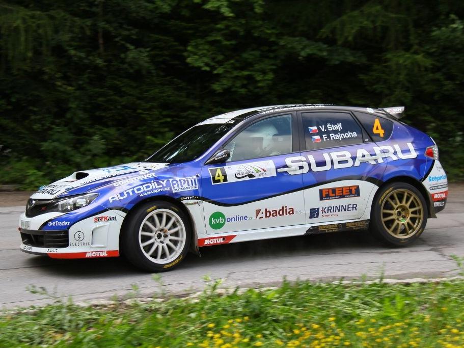 Jänner Rallye odstartuje soutěžáckou sezónu, chybět nebude Vojtěch Štajf