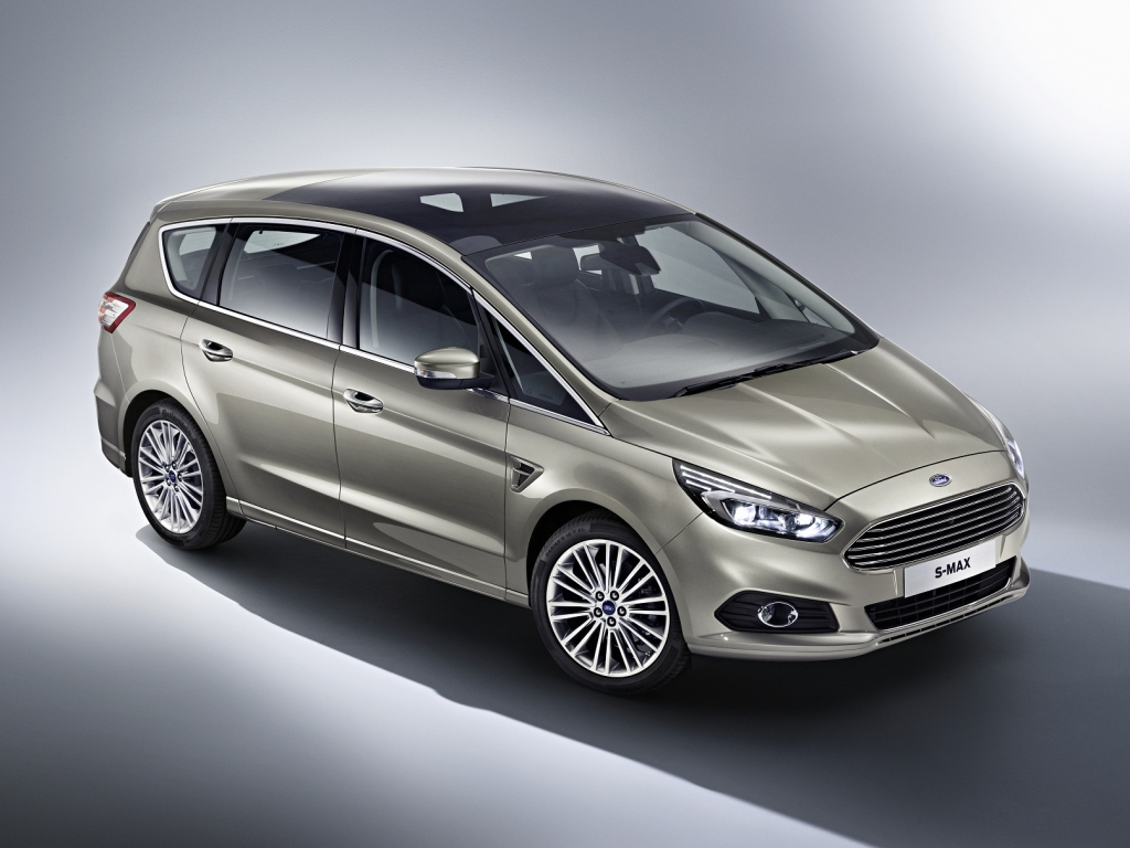 Rok 2015 přinese nový Ford S-MAX a Mustang
