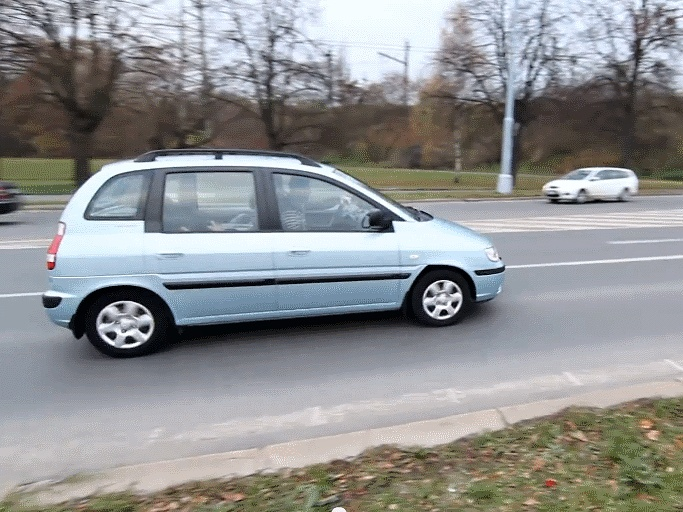 Video: Hyundai Matrix 1.6i