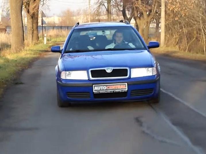 Video: Škoda Octavia kombi 1.9 TDI