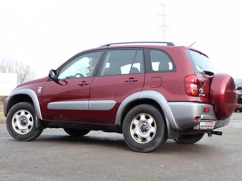 Video: Toyota RAV4 2.0D-4D