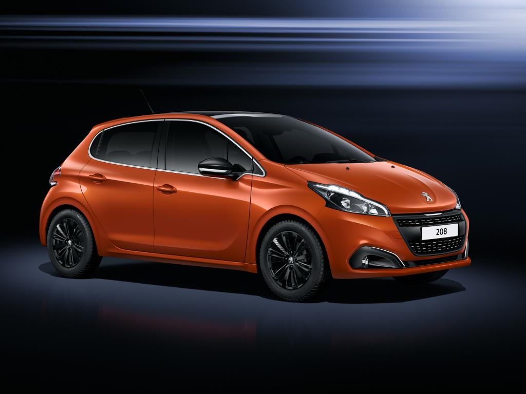 Peugeot 208 - modernizace a nové motory
