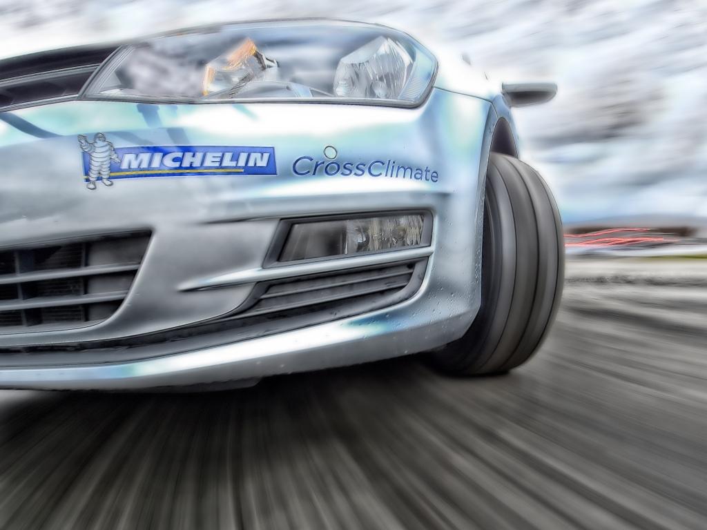 Michelin CrossClimate - letní pneumatika s certifikací na zimu