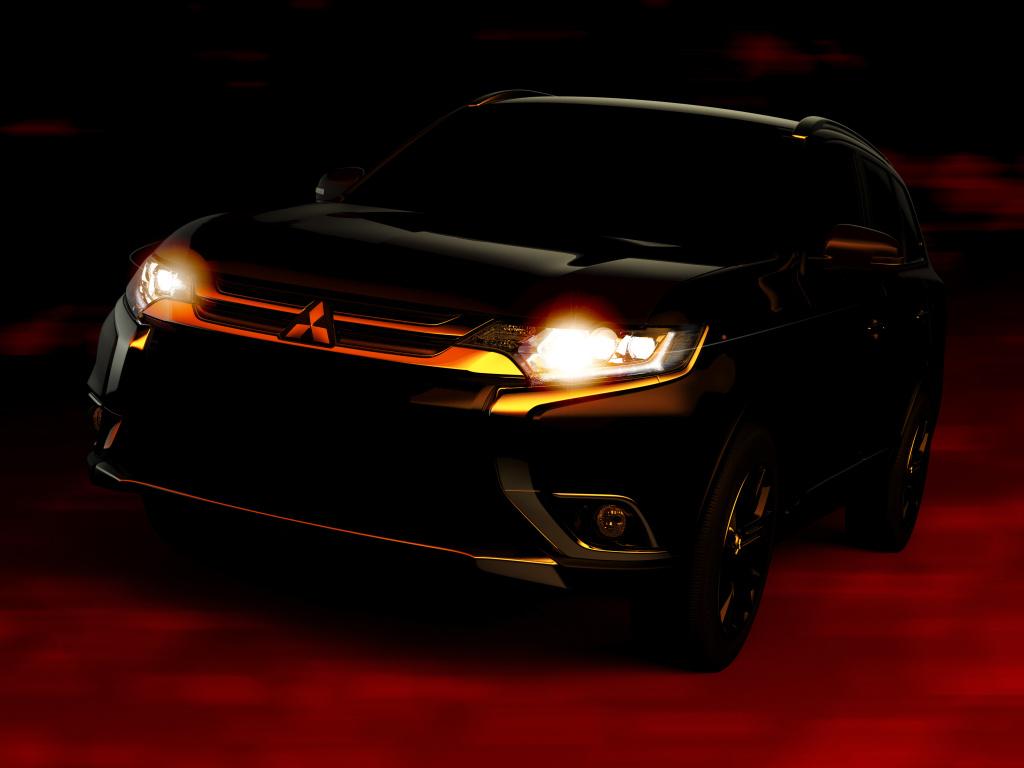 Nové Mitsubishi Outlander se ukázalo v New Yorku