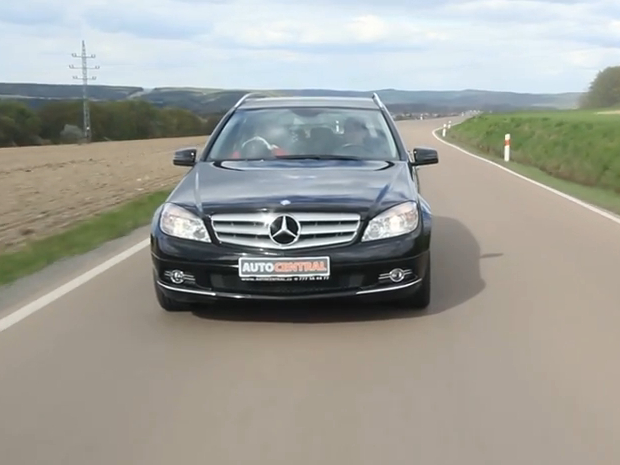 Video: Mercedes-Benz C200 CDI kombi