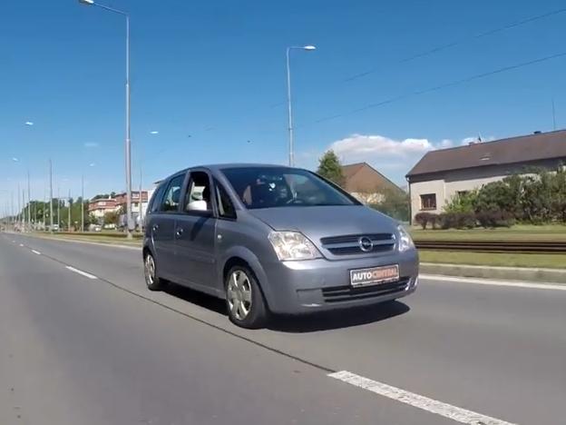 Video: Opel Meriva 1.7 CDTI - malé MPV na chatu nebo k vodě