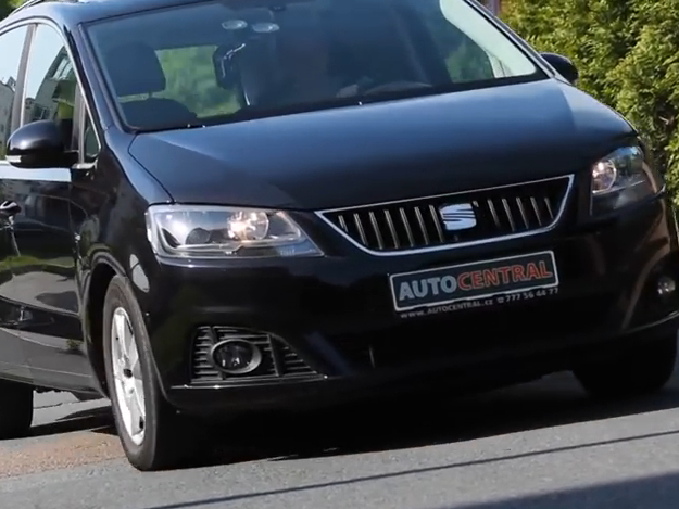 Video: Seat Alhambra 2.0 TDI - MPV pro velkou rodinu
