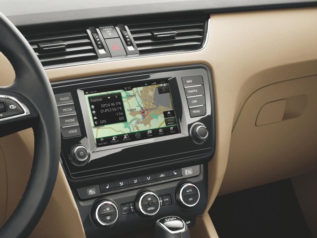 Škoda představila inovace svých modelů pro rok 2016