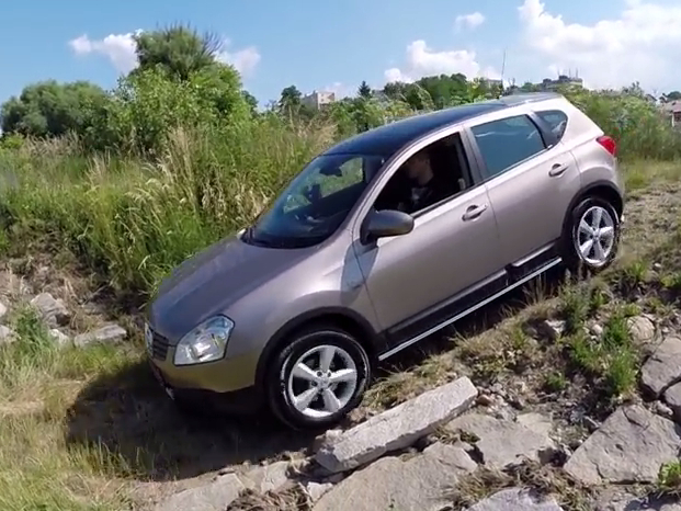 Video: Nissan Qashqai 2.0 dCi 4x4