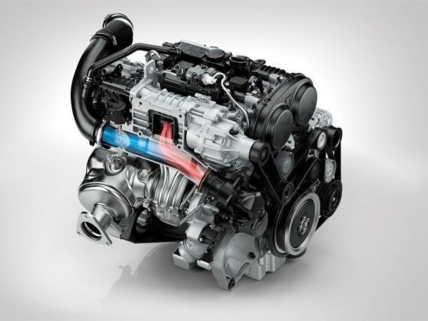 Motorem roku 2015 je podle Digital Trends agregát Volvo T6 Drive-E