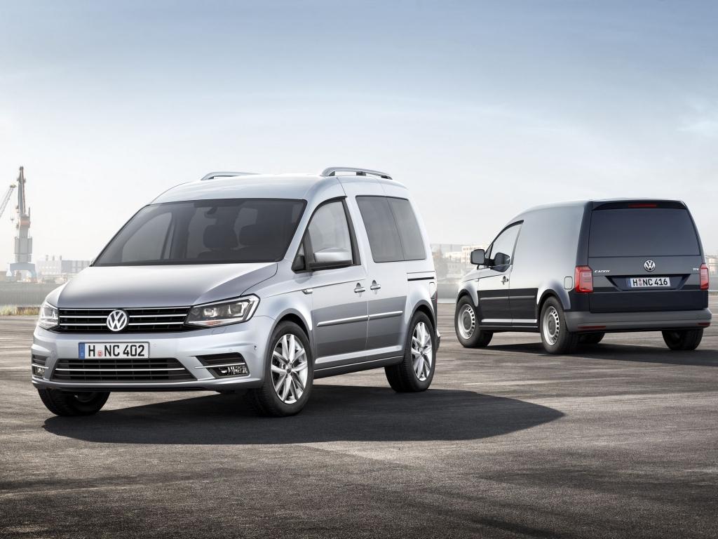 Předprodej nového Volkswagenu Caddy zahájen