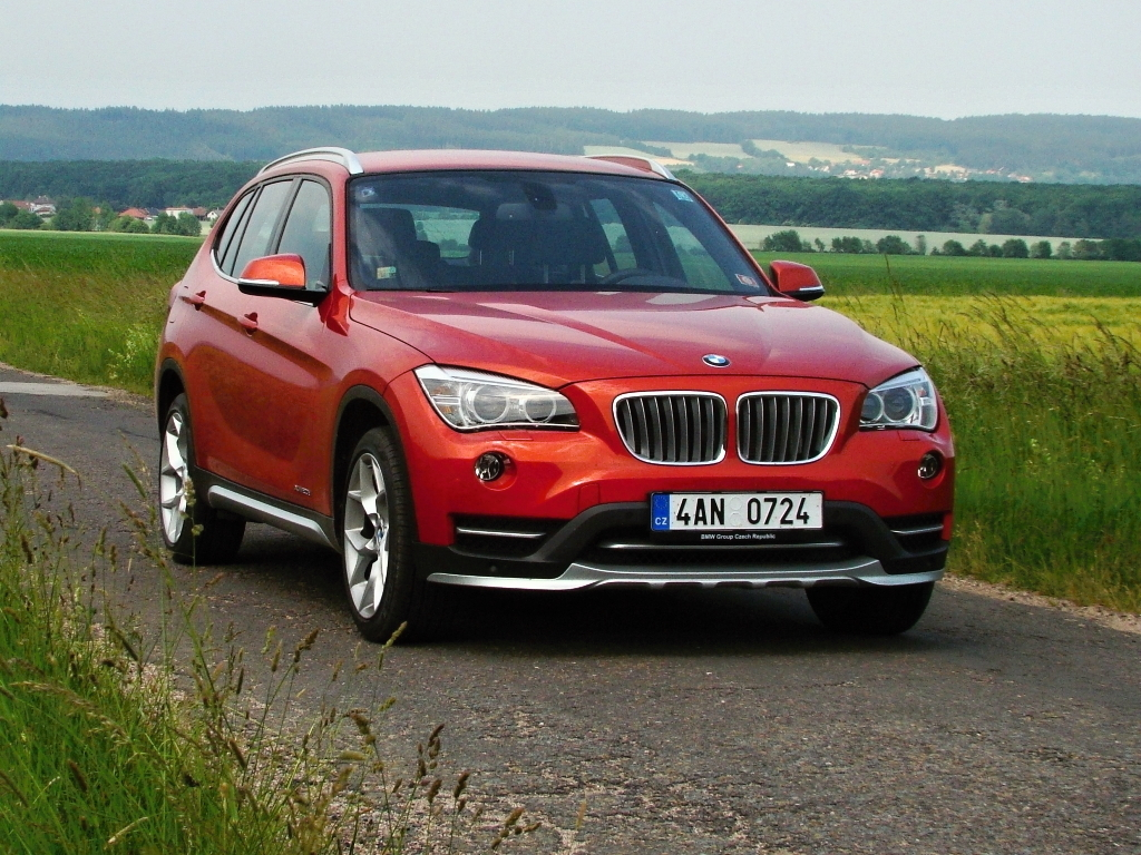 Test: BMW X1 - berte všemi deseti, nebudou