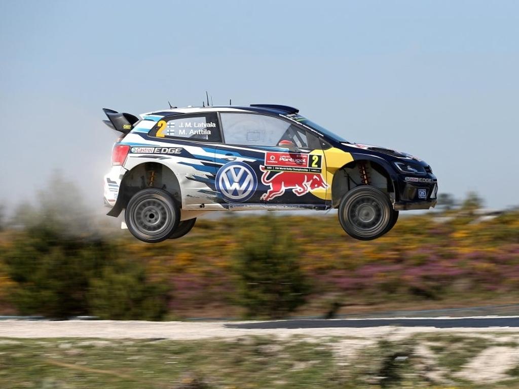 Rallye Portugalsko ovládl Volkswagen a slavil triumf