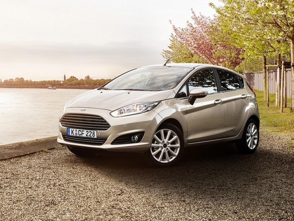 Ford Fiesta: nové barvy a další vylepšení