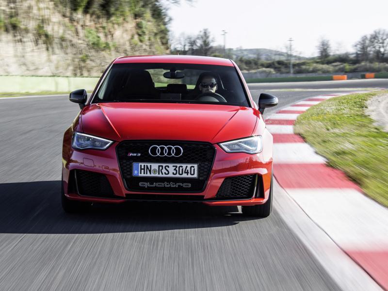 Audi RS 3 Sportback dostalo pětiválec a stovku umí za 4,3 s