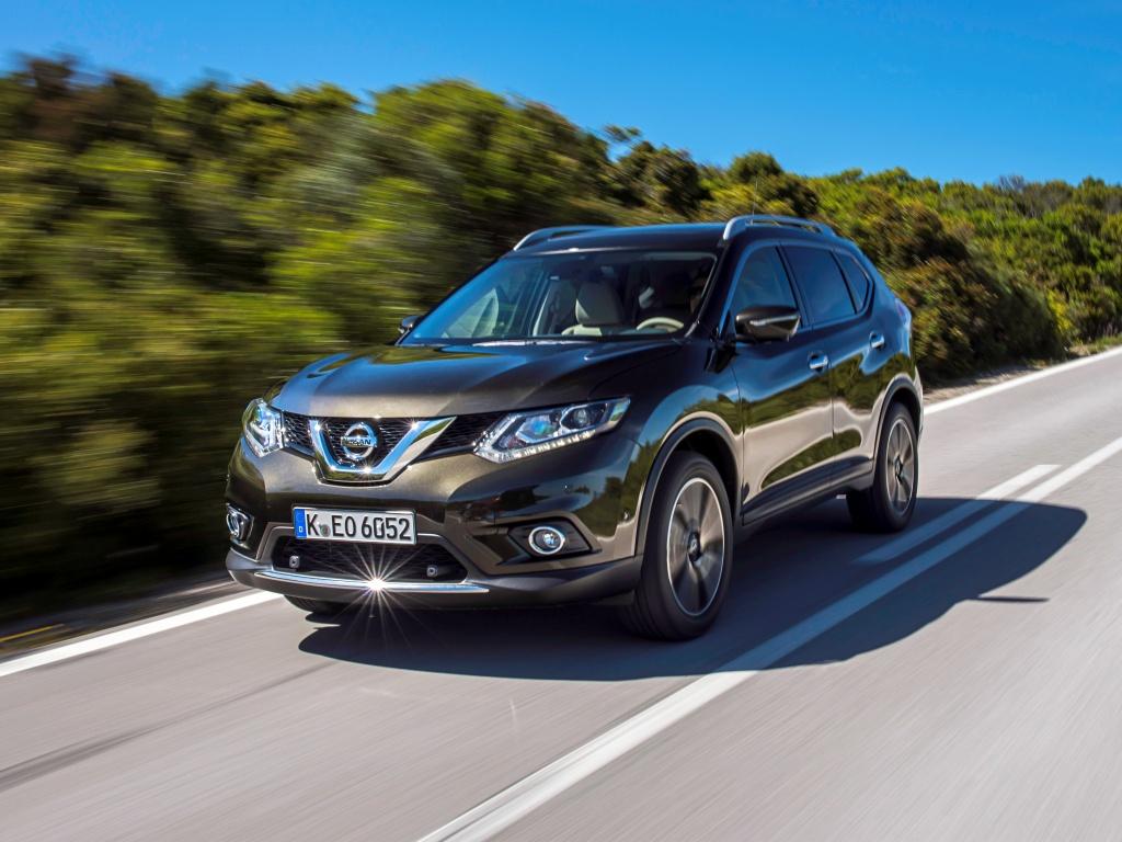 Nissan X-Trail nově s turbomotorem 1.6 DIG-T a výkonem 163 koní