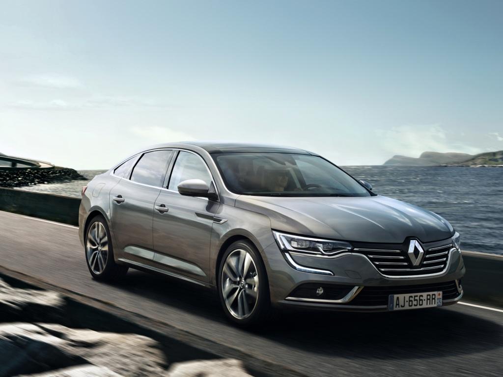 Renault Talisman - nástupce Laguny na dalších fotografiích