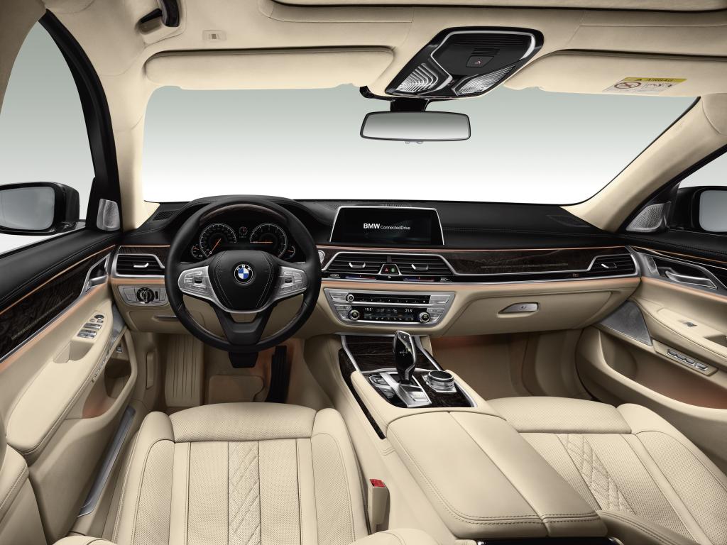 Nové BMW řady 7 - české ceny začínají na 2 388 700 Kč