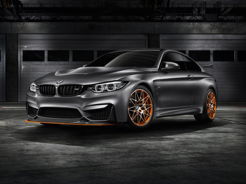 BMW Concept M4 GTS stvořen pro závodní okruhy