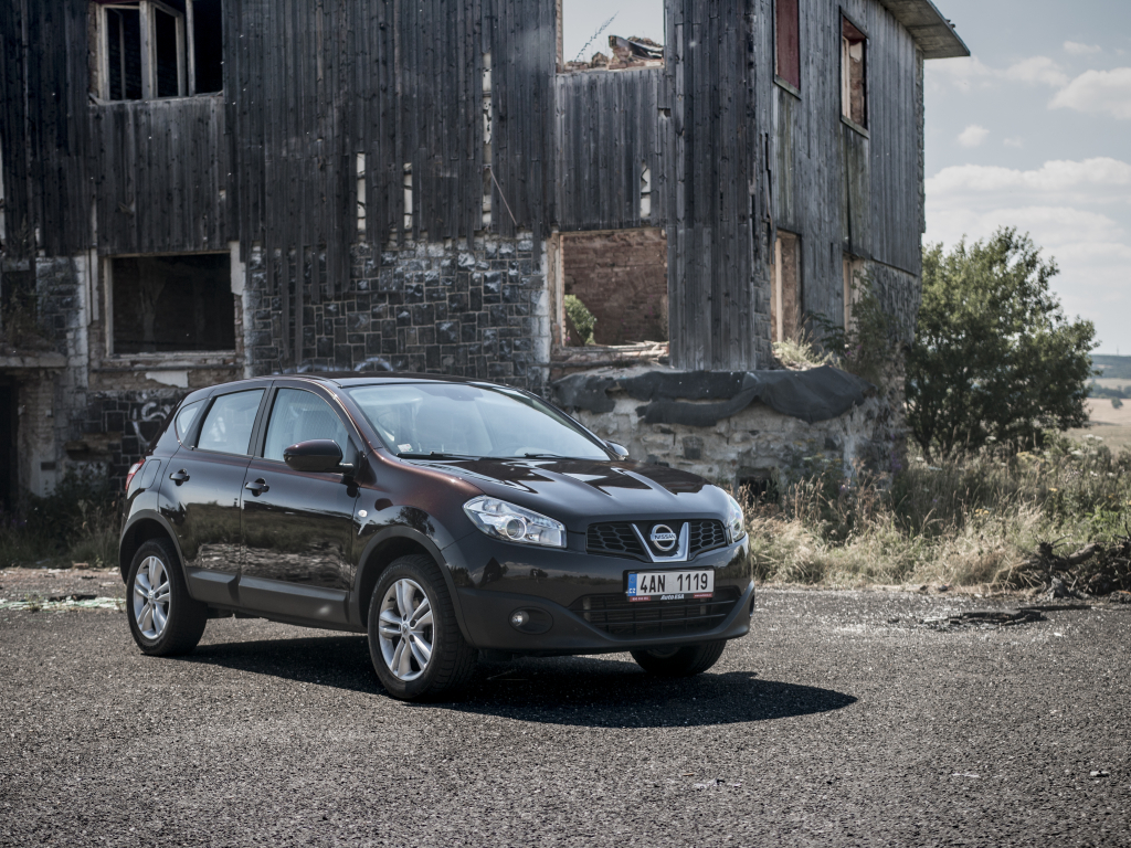 Test ojetiny: Nissan Qashqai 2.0 dCi – mrštný kamarád