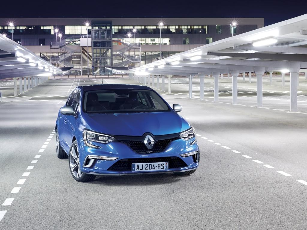 Renault Mégane 2016 - oficiální fotografie a video