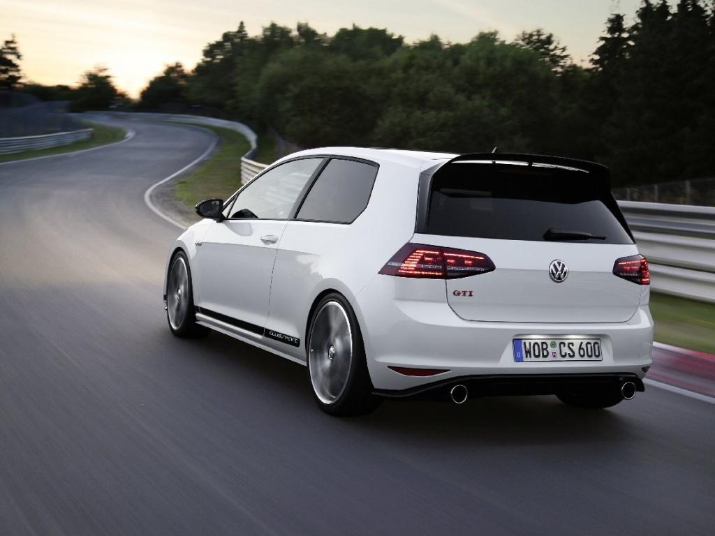 Volkswagen Golf GTI Clubsport - stovka za 5,9 sekundy