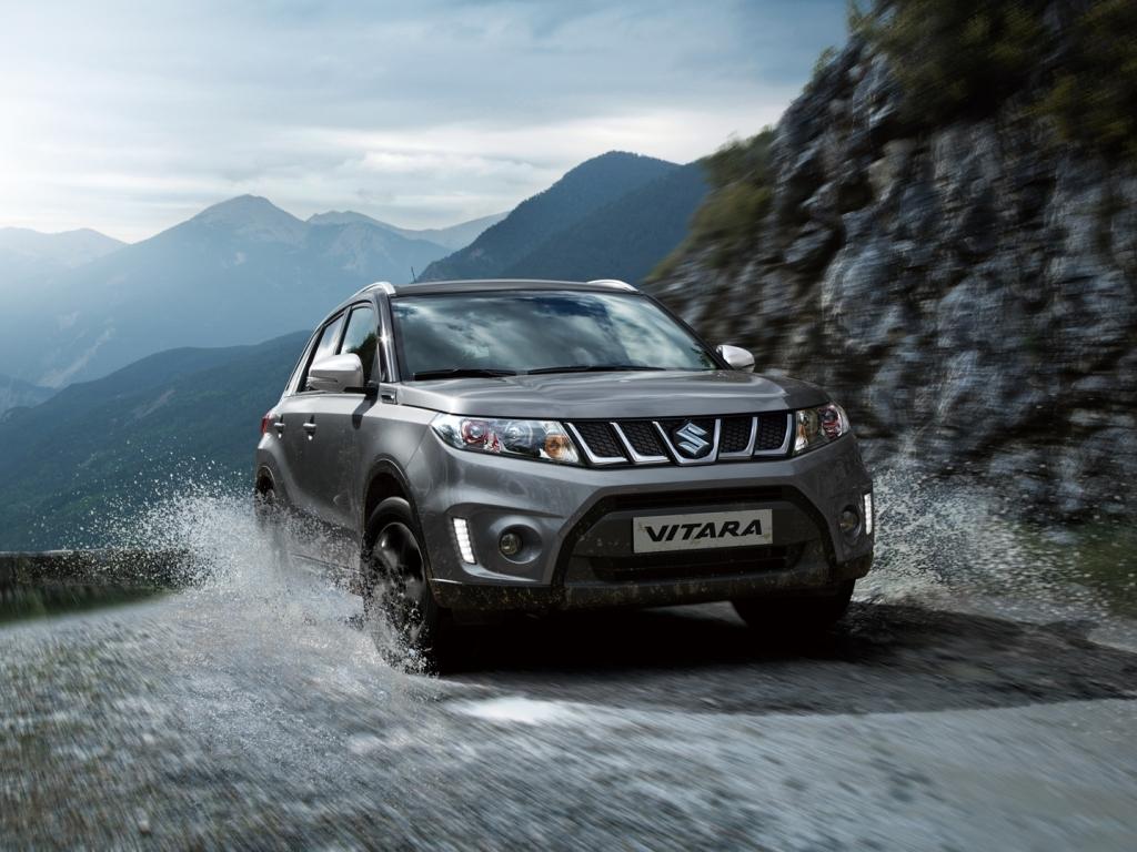 Suzuki Vitara - nově zážehový turbomotor a diesel s dvouspojkovým automatem