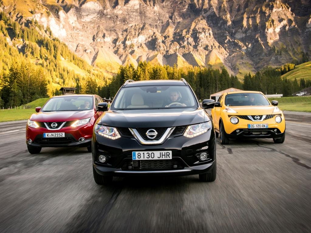 Nissan používá k testování vozů extrémní metody