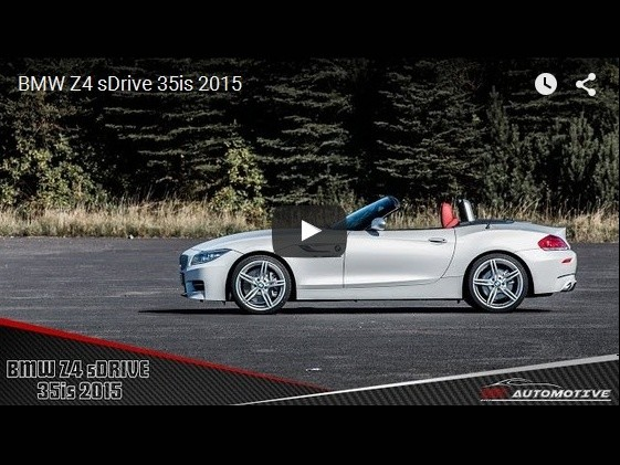 Svezli jsme se: BMW Z4 sDrive 35is (video)