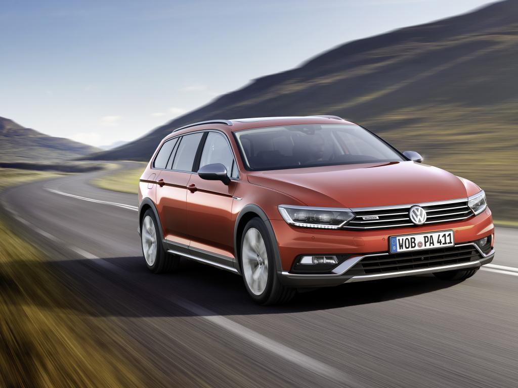 Nový Volkswagen Passat Alltrack má české ceny