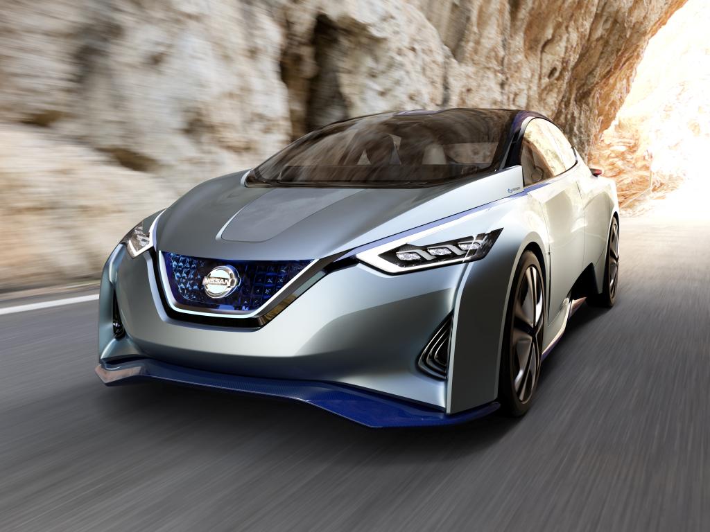 Koncept IDS - budoucnost podle Nissanu, žádné smrtelné nehody, žádné emise