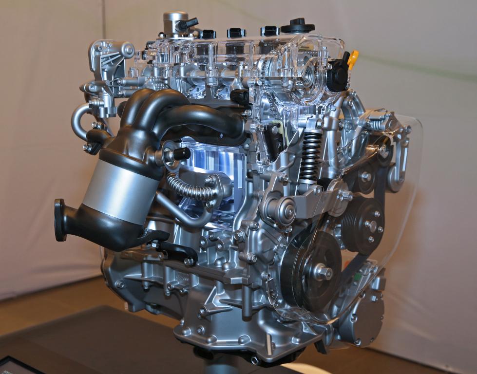 Nový motor Kappa 1.6 GDI
