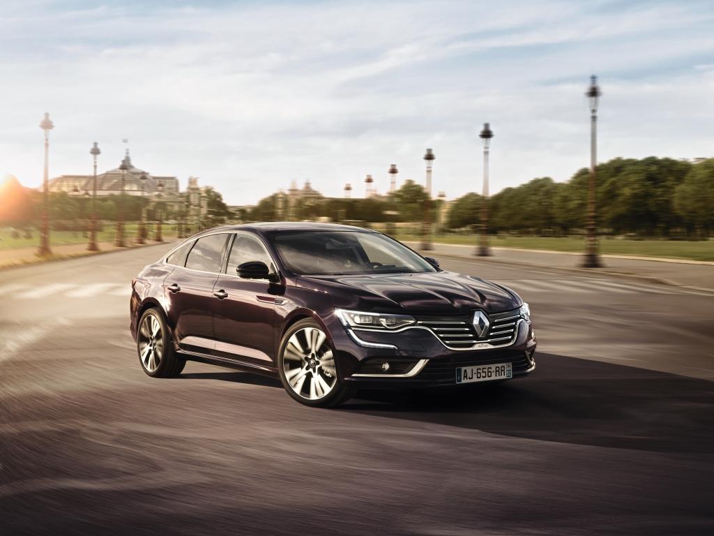 Renault Talisman - české ceny začínají na 619 900 Kč