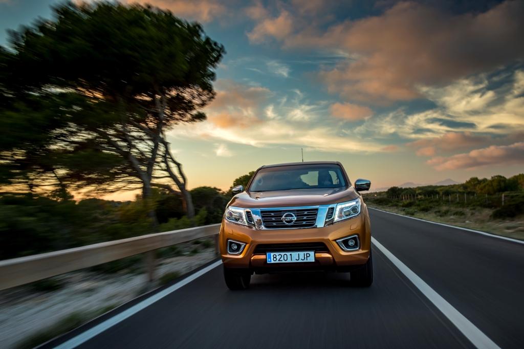 Nový Nissan NP300 Navara