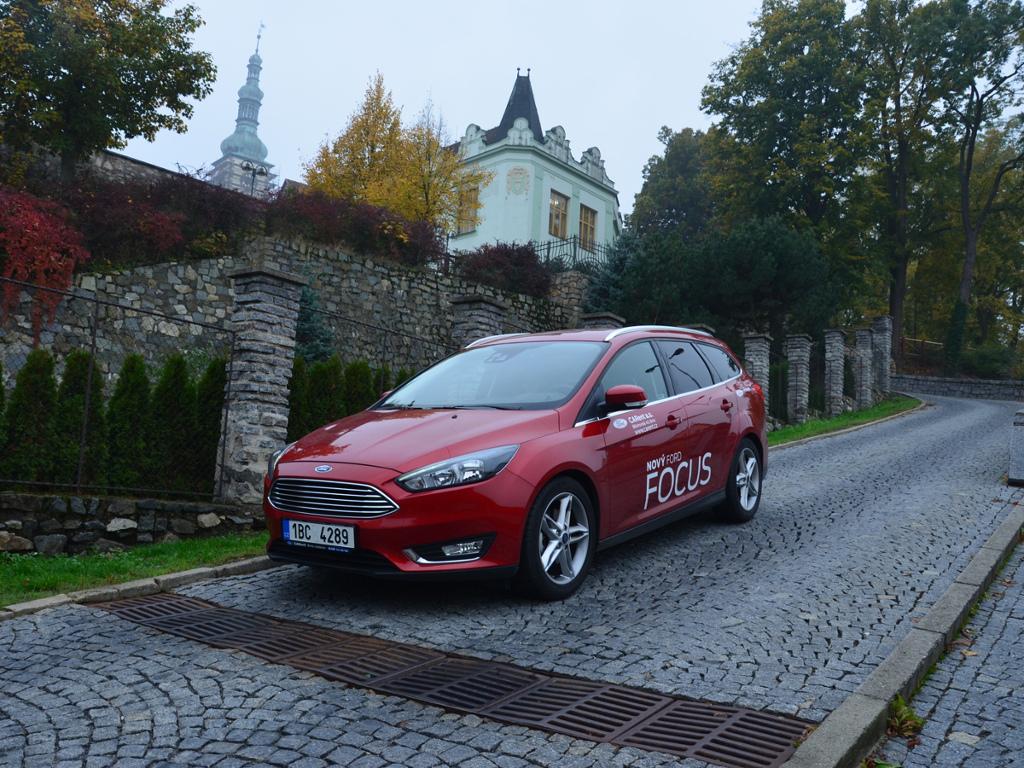 Ford Focus Kombi 1.5 EcoBoost (2015) - uživatelská recenze