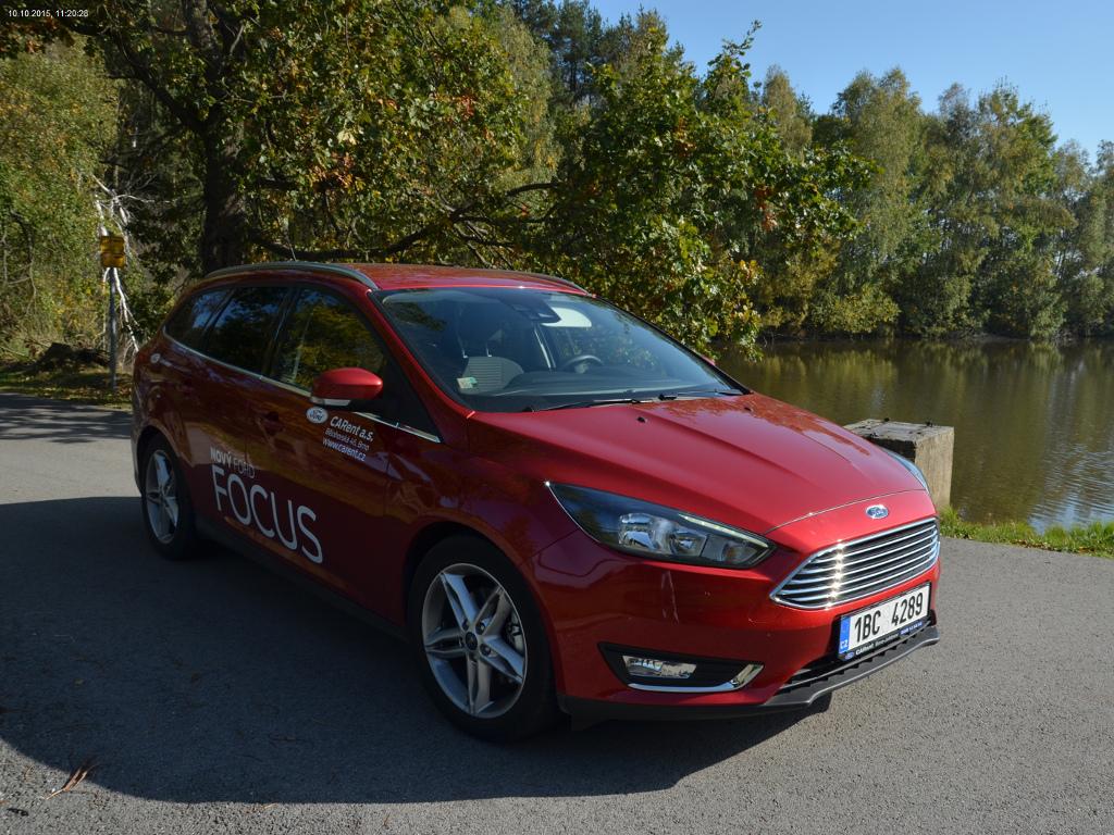 Ford Focus Kombi - foto