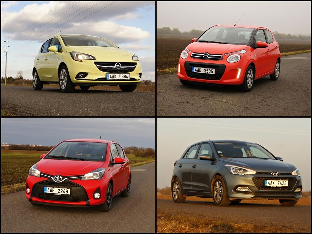 Deset nejčtenějších testů nových aut za rok 2015