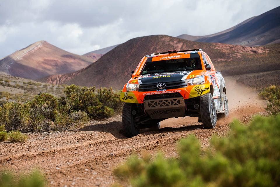 Martin Prokop Dakar 2016