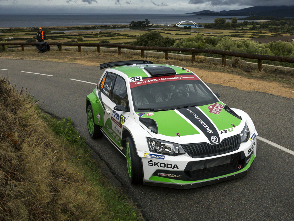 Škoda zahájí sezónu mistrovství světa v rally 2016 ve Švédsku