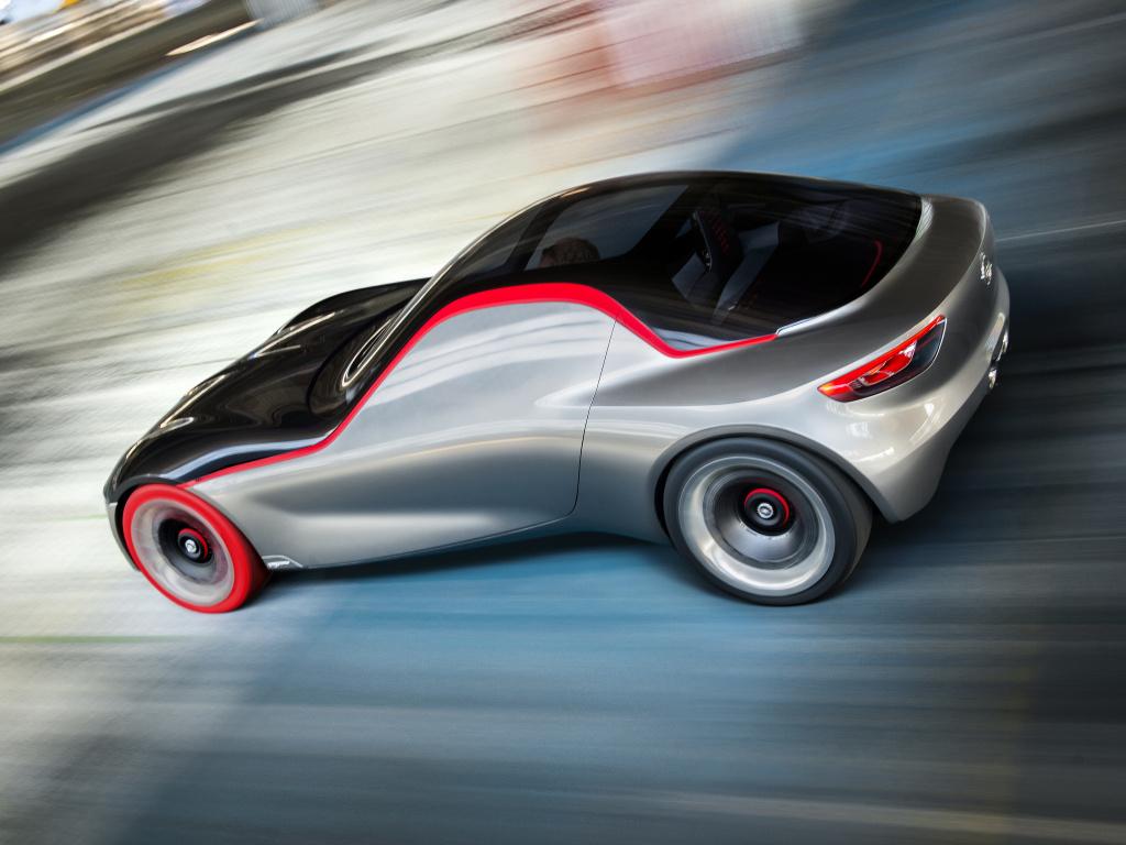 Koncept Opel GT se ukáže na autosalonu v Ženevě