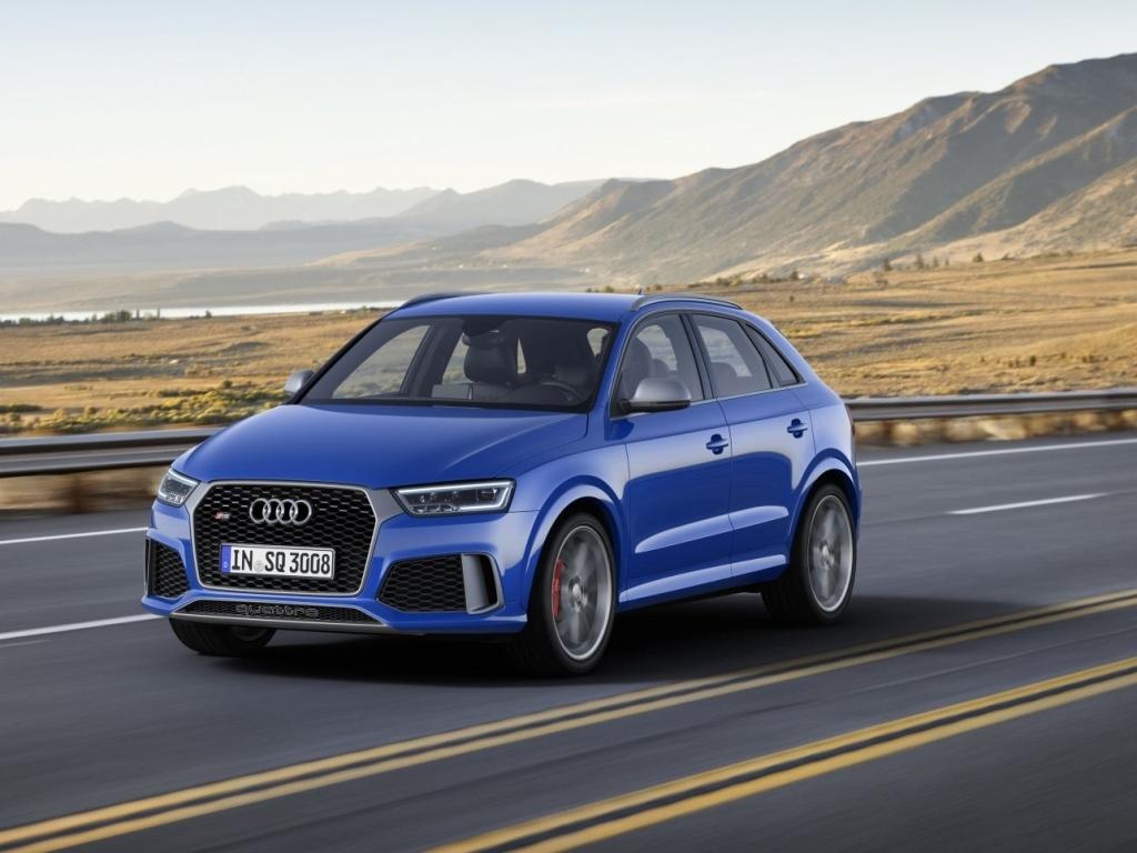 Audi RS Q3 performance od dubna v prodeji