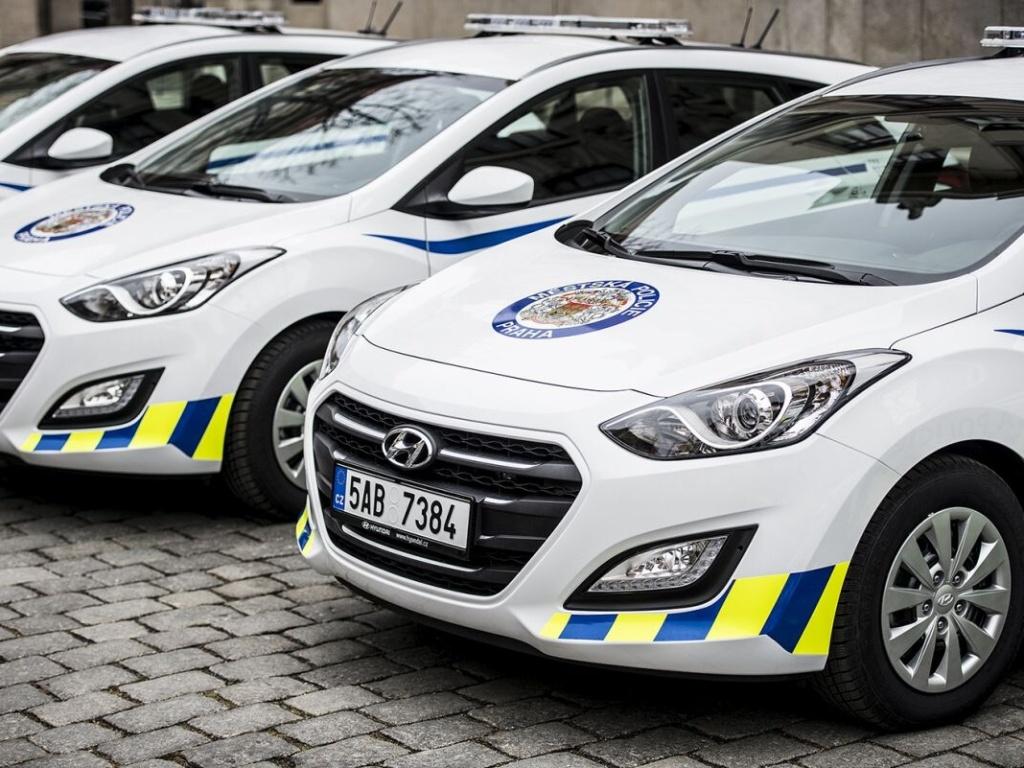 Městská policie Praha bude jezdit ve vozech Hyundai i30