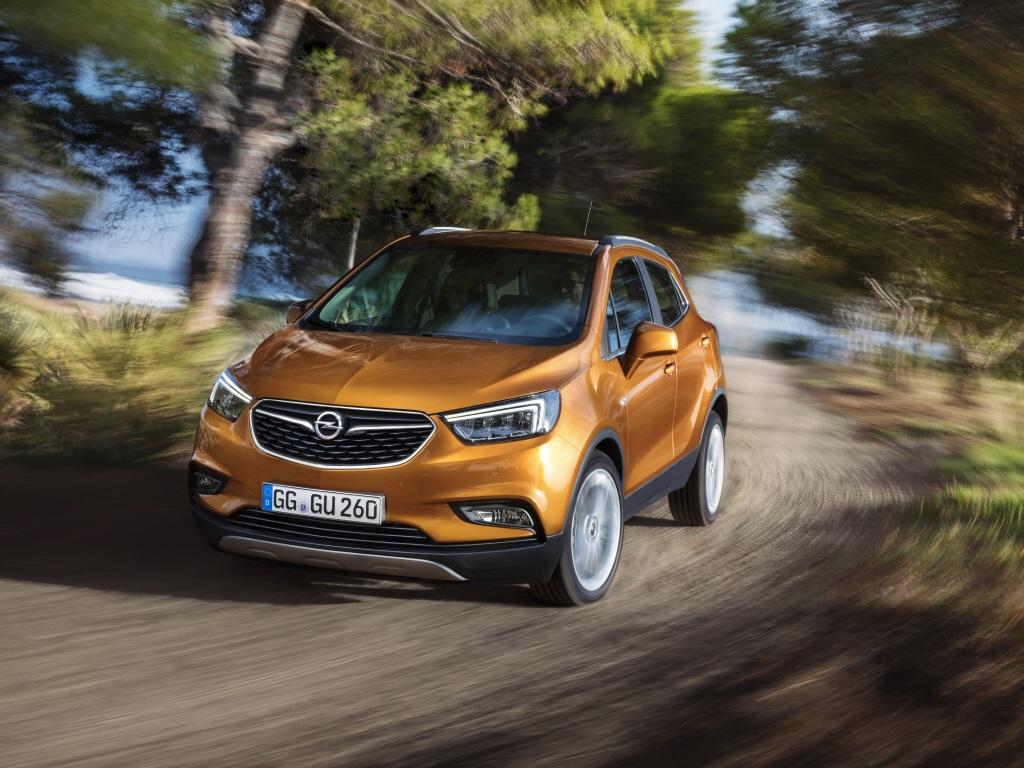 Opel Mokka X - oblíbené SUV dostalo novou techniku