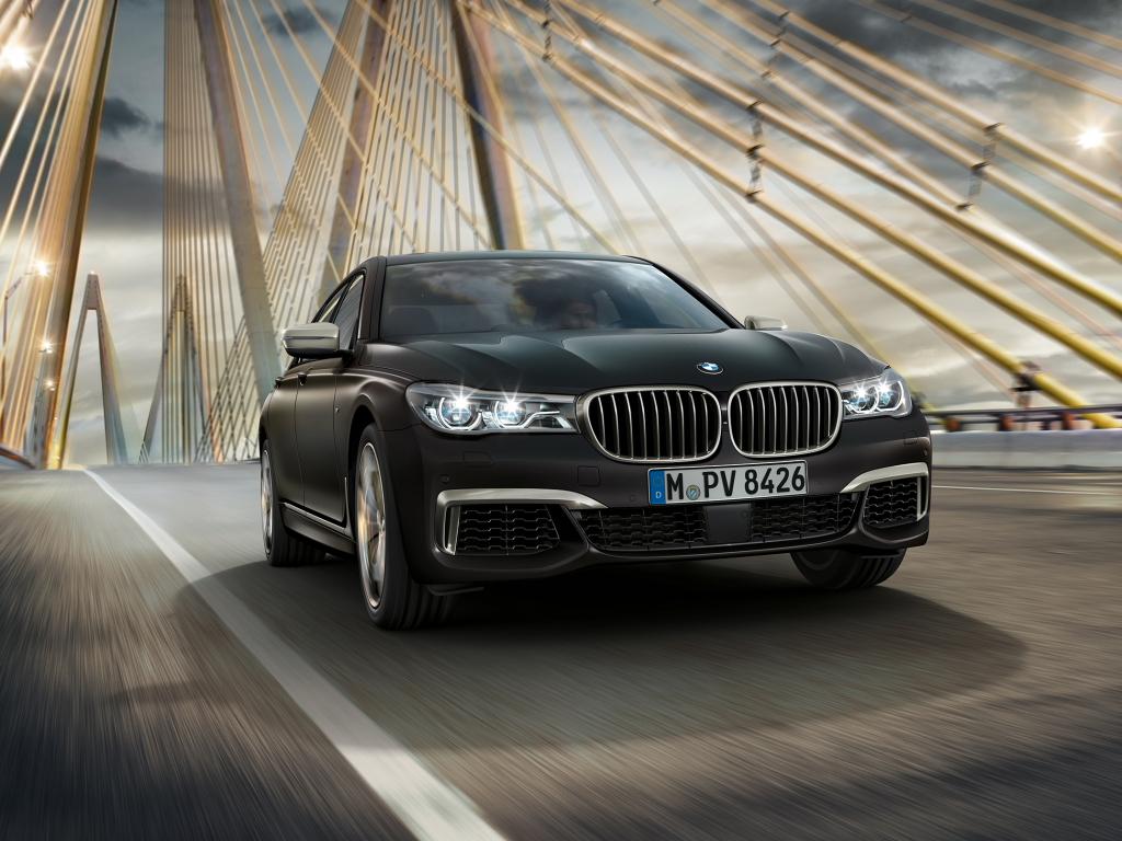 Nové BMW M760Li xDrive - vrchol nabídky má dvojitě dvanáctiválec TwinPower