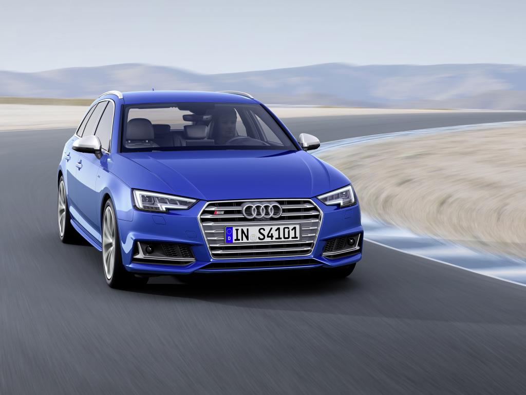 Audi S4 Limuzína a S4 Avant již v červnu s motorem V6